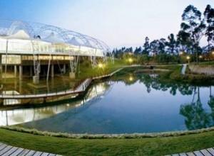 盘龙区园林绿化局 世博生态城--低碳中心项目绿化工程设计方案公示 (7)