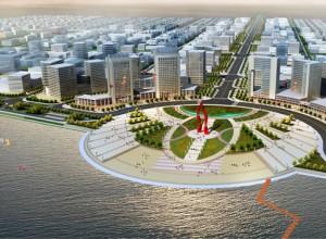 营口经济技术开发区广场、道路绿化景观招标公告