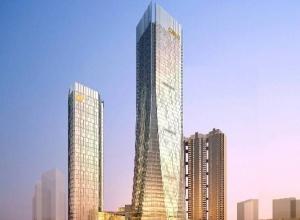 """""""西部国际金融中心""""园林景观工程施工招标公告"""