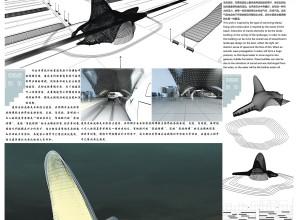 轻轨站景观设计 (2)