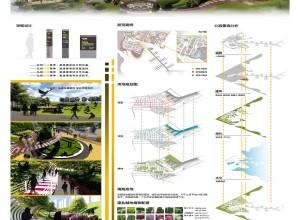 黄骅港旅游码头概念景观设计 (2)
