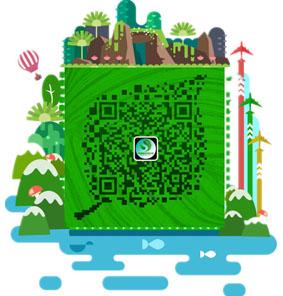 中国园林绿化网二维码