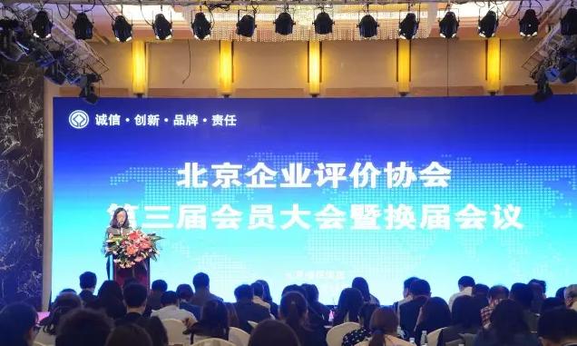 刘光丽秘书长作第二届理事会工作报告