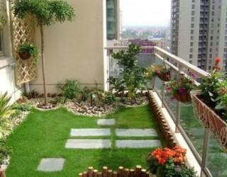 屋顶绿化持续升温 将催生特色绿化市场