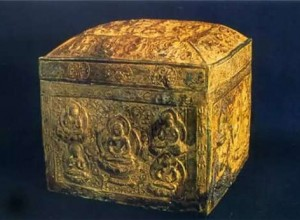 陕西:法门寺千年地宫的发掘