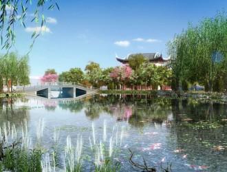 湖北堤角公园绿化养护服务项目 第一次竞争性磋商公告