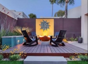 小庭园设计的20个要素