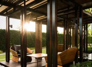 私家庭院、阳台花园的设计