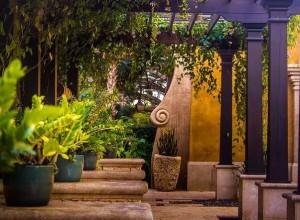 拥抱阳光和雨水的东南亚庭院 (29)